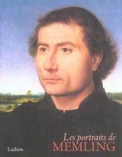 Les Portraits De Memling (Relie) - Intérieur - Format classique