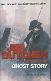 Vente livre :  Ghost Story ; The Dresden Files  - Jim Butcher