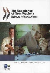 Vente livre :  The experience of new teachers ; results from Talis 2008  - Collectif