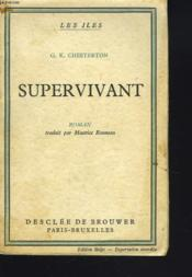 Supervivant - Couverture - Format classique