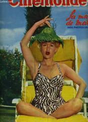 CINEMONDE - 22e ANNEE - N° 1044 - Le film raconté complet en couleurs: LA MAISON DE MARTINE - Couverture - Format classique