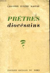 Pretres Diocesains - Couverture - Format classique