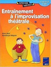 Entraînement à l'improvisation théâtrale - Intérieur - Format classique