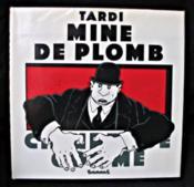 Mine De Plomb - Couverture - Format classique