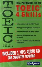 Total preparation for the TOEIC 4 skills - Intérieur - Format classique