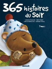 365 histoires du soir t.1 - Couverture - Format classique