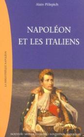 Napoleon et les italiens - Couverture - Format classique
