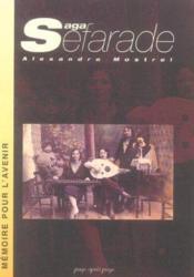 Saga Sefarade - Couverture - Format classique