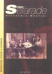 Saga Sefarade - Intérieur - Format classique