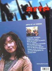 Cinemaction N.99 ; Le Machisme A L'Ecran - 4ème de couverture - Format classique