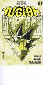 Yu-Gi-Oh t.1 - Couverture - Format classique