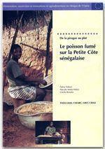 Le poisson fumé sur la petite côte sénégalaise - Couverture - Format classique