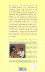 Le Buveur De Liberte - 4ème de couverture - Format classique