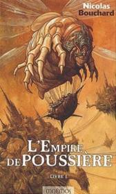 L'Empire De Poussiere 1 - Couverture - Format classique