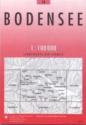 Bodensee - Couverture - Format classique