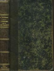 L'Enigme De La Rue Cassini - Couverture - Format classique
