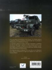 Les Vehicules Allies De La Liberation - 4ème de couverture - Format classique