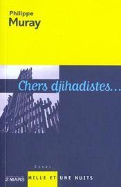 Chers Djihadistes... - Intérieur - Format classique