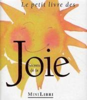 La joie - Couverture - Format classique