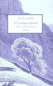 Cantique Spirituel - Intérieur - Format classique