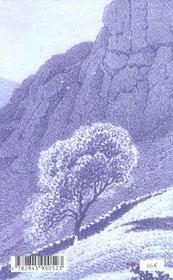 Cantique Spirituel - 4ème de couverture - Format classique