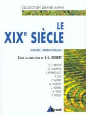 Xixe siecle (le) 2 eme edition  - Robert J-L