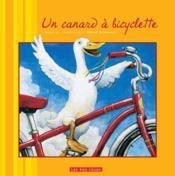 Un canard à bicyclette - Couverture - Format classique