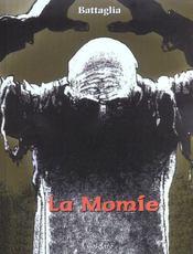 Bande Dessinee T1 La Momie - Intérieur - Format classique