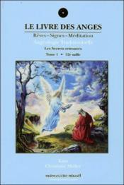 Le livre des anges - Couverture - Format classique