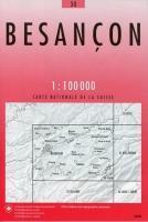 Besançon - Couverture - Format classique