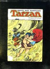 Tarzan N° 60. La Reine Des Touareg. - Couverture - Format classique