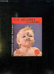 Enfants En Couleurs. - Couverture - Format classique