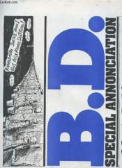 L'Hebdo De La B.D N°26 - Special Annonciation - Couverture - Format classique