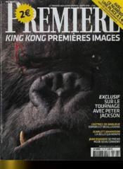 Premiere N° 342 - King Kong, Premieres Images - Couverture - Format classique