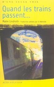 Quand les trains passent.... - Intérieur - Format classique