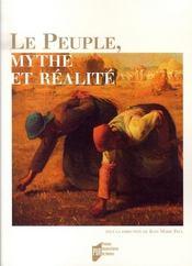 Le peuple, mythe et réalité - Intérieur - Format classique