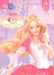 Barbie au bal des 12 princesses - Intérieur - Format classique