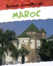 Roman Bonnes Nouvelles Du Maroc - Couverture - Format classique