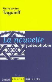 La nouvelle judeophobie - Intérieur - Format classique