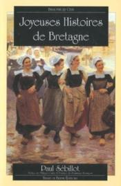 Joyeuses histoires des bretons - Couverture - Format classique