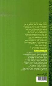 Le ravin de la femme sauvage - 4ème de couverture - Format classique