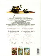 La fontaine aux fables t.3 - 4ème de couverture - Format classique