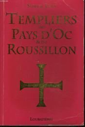 Templiers Pays D'Oc & Roussillon - Couverture - Format classique