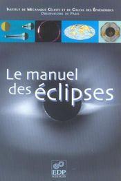 Le manuel des éclipses - Intérieur - Format classique