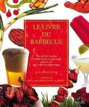 Livre Du Barbecue - Couverture - Format classique
