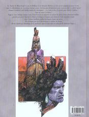 Le collectionneur t.2; le sceptre de Muiredeagh - 4ème de couverture - Format classique