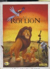 Walt disney classiques du dessin anime ; le roi lion - Couverture - Format classique