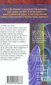 Enfants De Lugheir (Les) Tome 4 - Ombre Du Passe (L') - 4ème de couverture - Format classique
