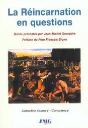 Reincarnation en questions (la) - Intérieur - Format classique