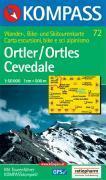 Ortler/ortles-cevedale - Couverture - Format classique
